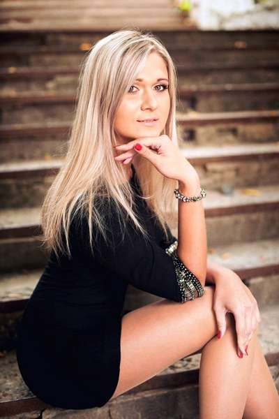 Meet beautiful Ukrainian girl on an international dating site