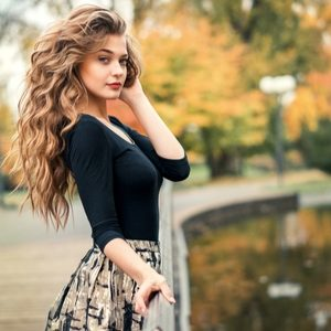 Cities with most beautiful woman in Ukraine