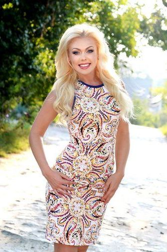 Pretty women in the Ukrainian cities for dating and marriage