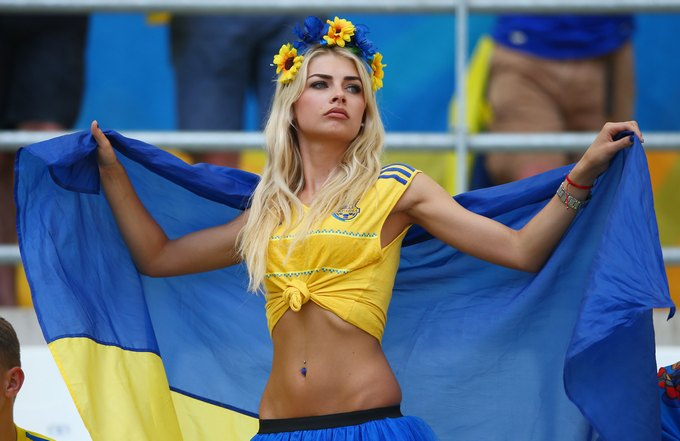 How to date the Ukrainians
