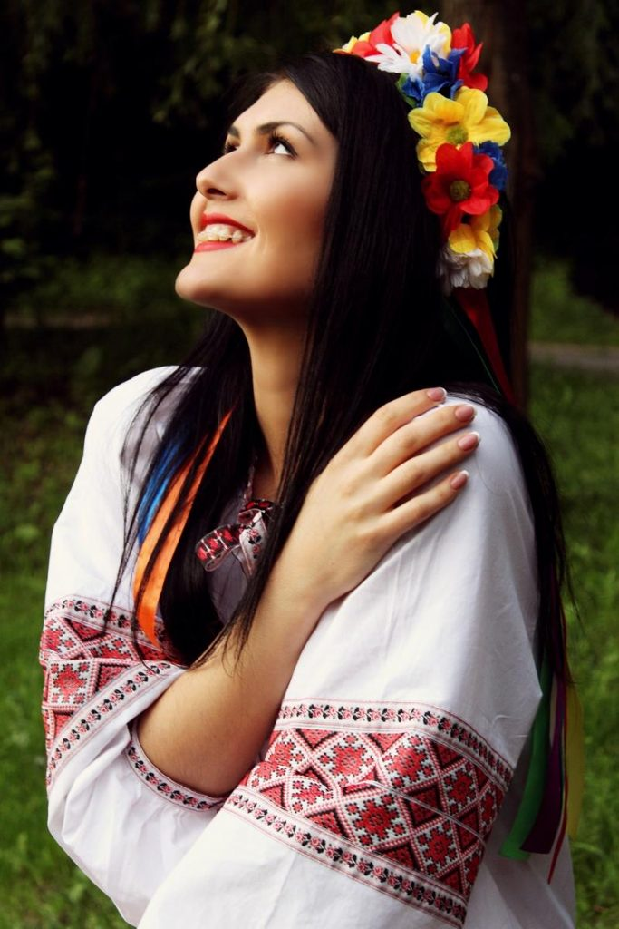 Work of Ukraine brides agency